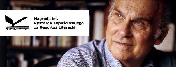 Nagroda im. Kapuścińskiego 2016 – nominacje