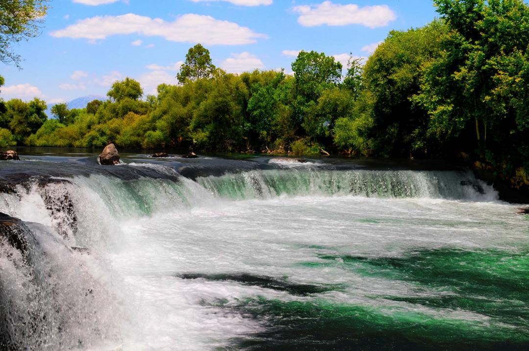 Wodospady – intrygująca geneza