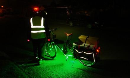Rowerzysto: nie zapomnij o odblaskach na rower!