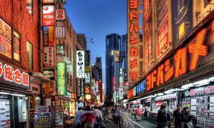 Tokio – poznaj  najlepsze zabytki stolicy Japonii