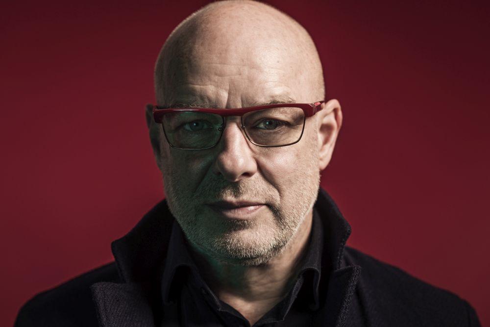"""Soundedit 16 – Brian Eno """"Człowiekiem ze Złotym Uchem"""""""