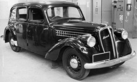 80 lat modelu Škoda Favorit