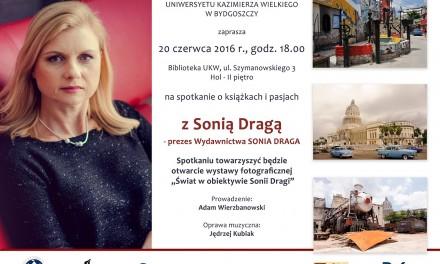 Świat w obiektywie Sonii Dragi