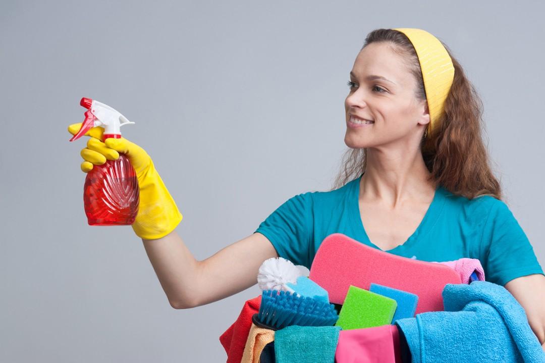 Akcesoria pomocne w utrzymaniu czystości w domu