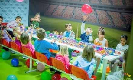Urodziny dziecka – w domu czy na sali zabaw?