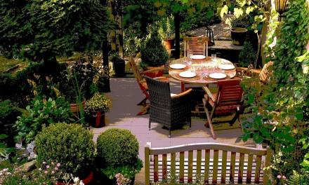 Wyposażenie ogrodu na okres letni