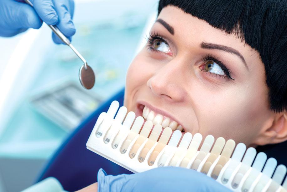 Alternatywa dla wybielania zębów