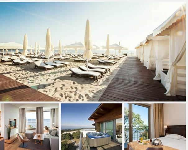 TOP10 hoteli nad samym morzem w Polsce