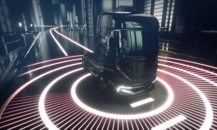 Kierowca przyszłości – koncepcja VisionX