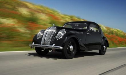 Škoda Popular Sport Monte Carlo ma 80 lat