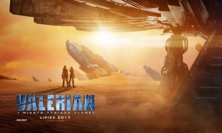 Valerian i Miasto Tysiąca Planet – pierwszy teaserowy plakat