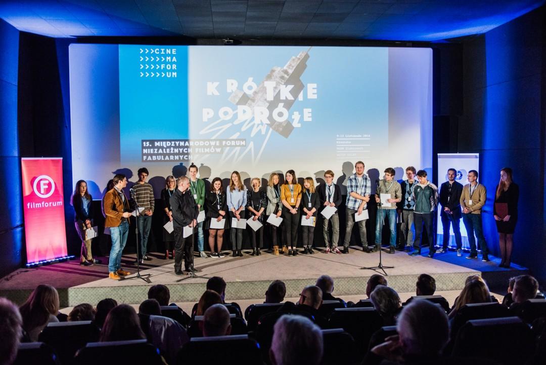 CINEMAFORUM 2016 – Grand Prix dla Balbiny Bruszewskiej
