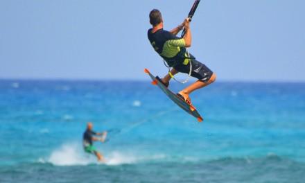 Kitesurfing nie tylko dla odważnych