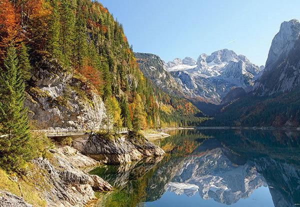Castorland Gosausee, Austria 200368