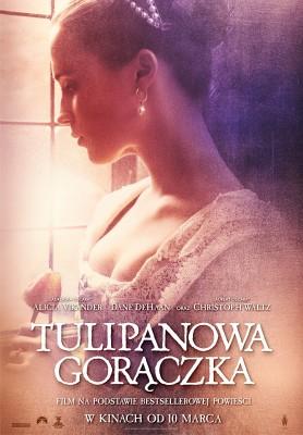 Tulipanowa Goraczka Plakat Teaser