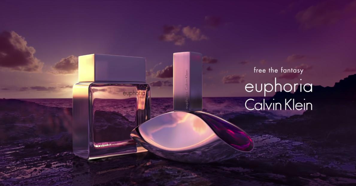 Ranking perfum Calvin Klein – styczeń 2017