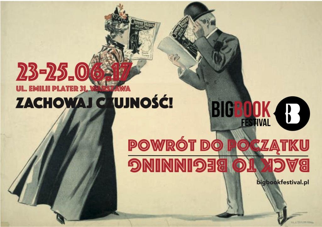 Piąta edycja Big Book Festival – zapowiedź