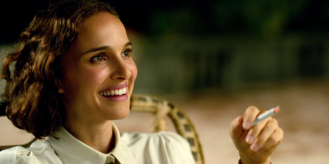 Natalie Portman we francuskim Planetarium