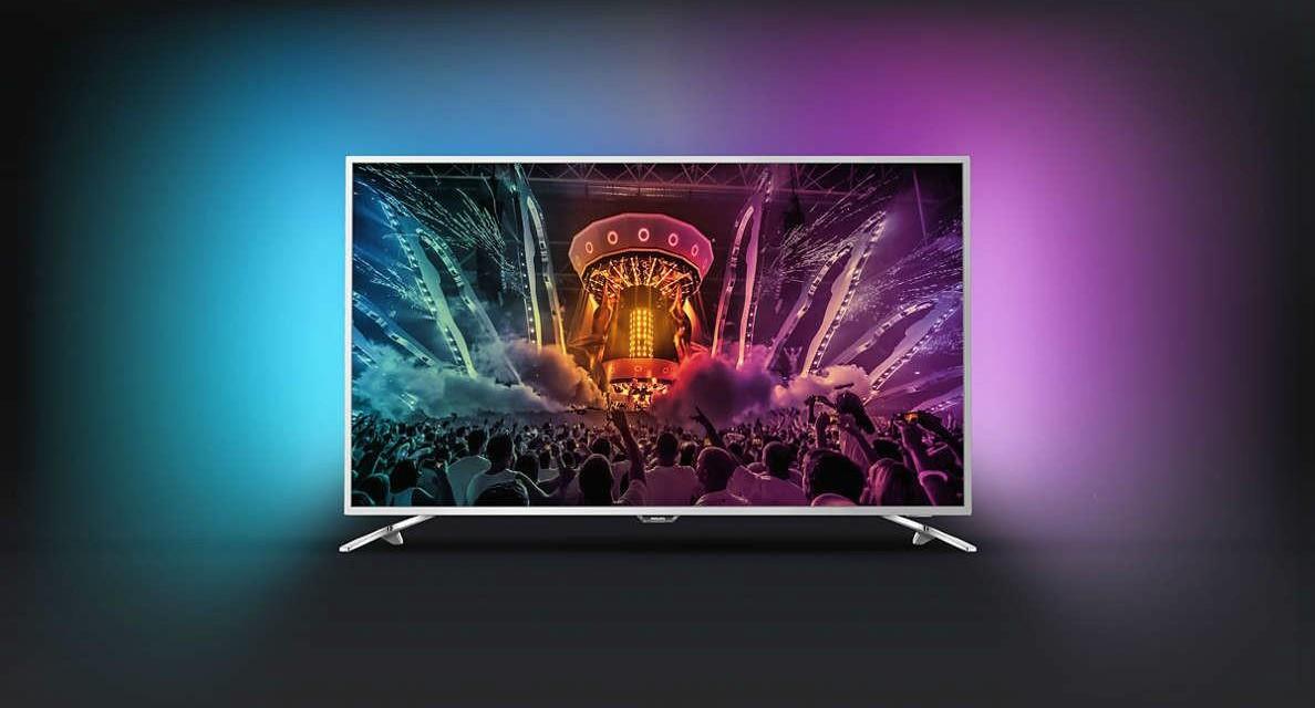 Ranking telewizorów Android Smart TV  – luty 2017