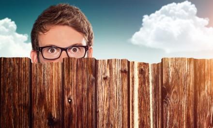 Jak estetycznie i z klasą odgrodzić się od sąsiada?