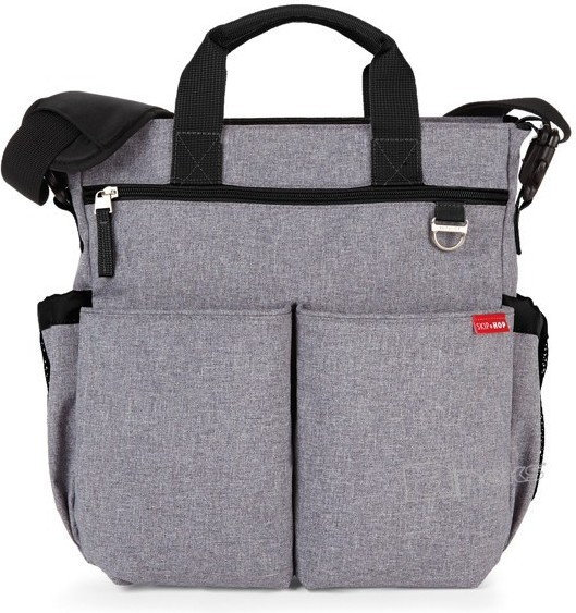 Skip Hop DUO SIGNATURE torba dla mamy do wózka - Heather Grey 200301