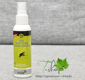 Vaco Środek przeciw komarom i kleszczom 100ml