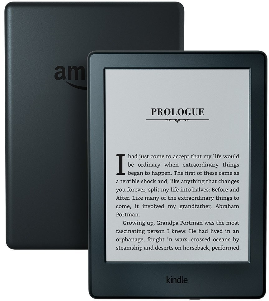 Amazon Kindle 8 Touch bez reklam