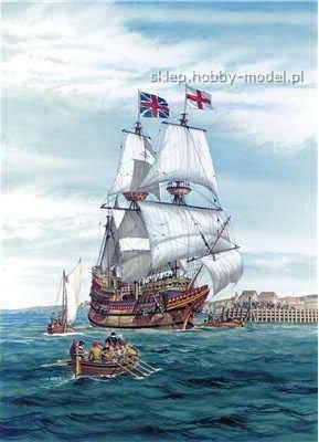 Heller Żaglowiec Mayflower H80828