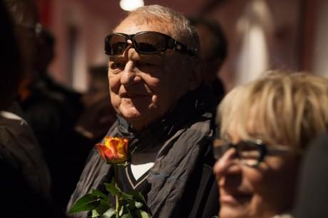 Jerzy Gruza, fot. Anna Rezulak