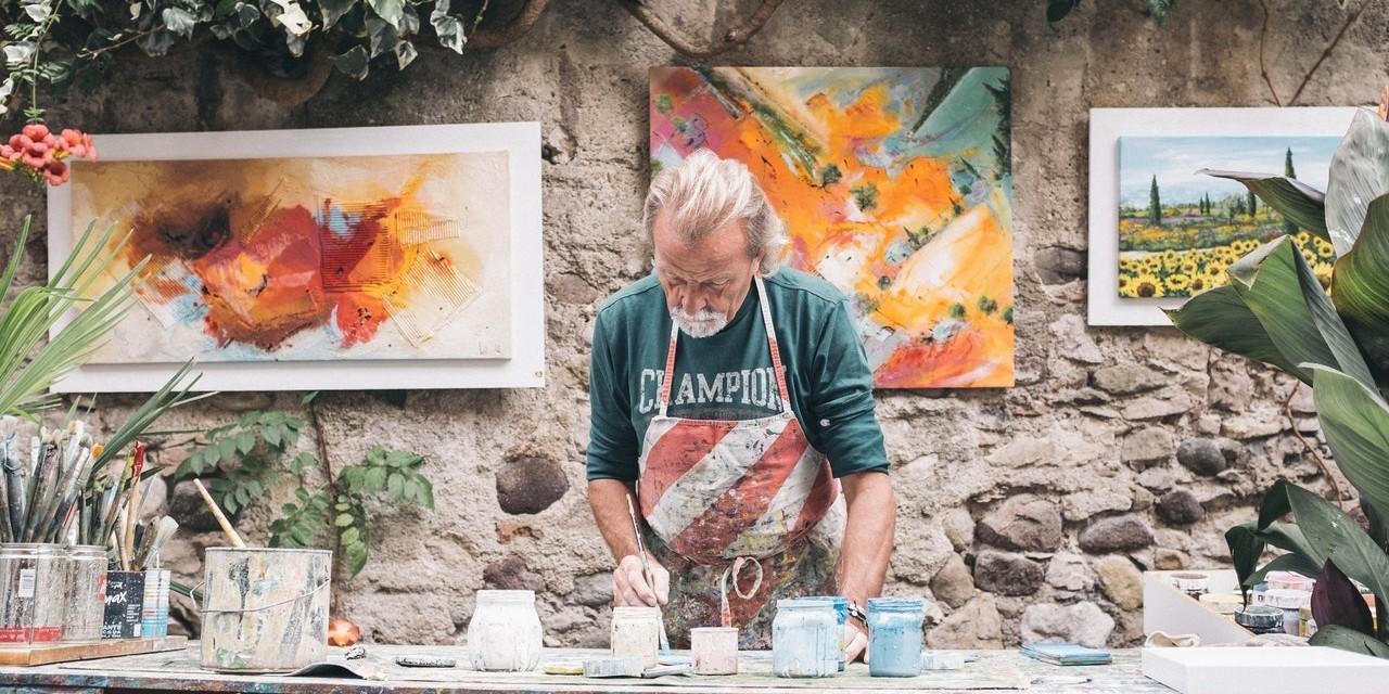Malowanie a rysowanie – którego spróbować?