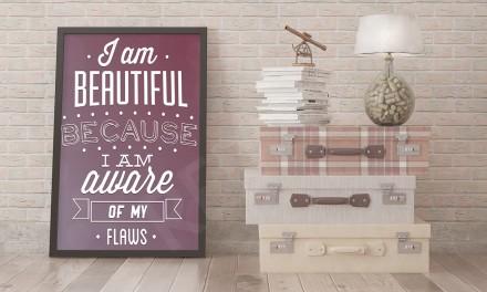 Plakaty z napisami – modna dekoracja wnętrza