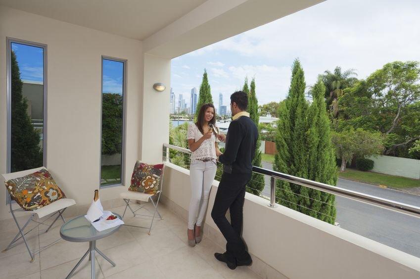 Jaki powinien być nowoczesny balkon?