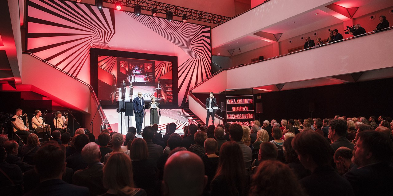 Nagrody Literackie GDYNIA 2017 wręczone