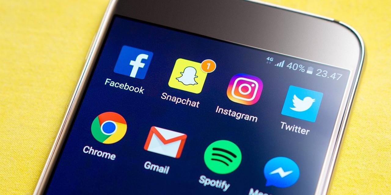 Z jakich aplikacji korzystamy najczęściej?