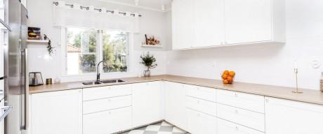 4 Sposoby Na Efektowne Wykończenie Okna W Kuchni 2