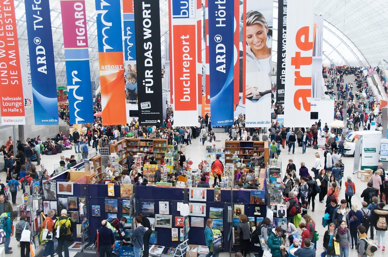 Book Fair 678265 1280