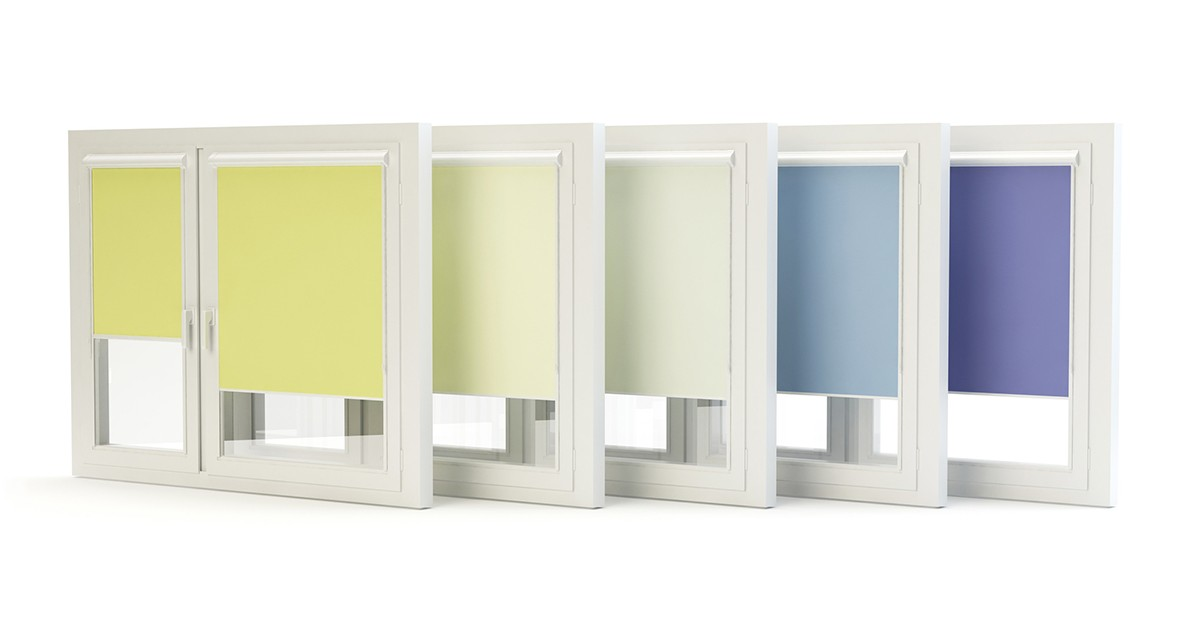 Kolor rolet okiennych a wpływ na samopoczucie