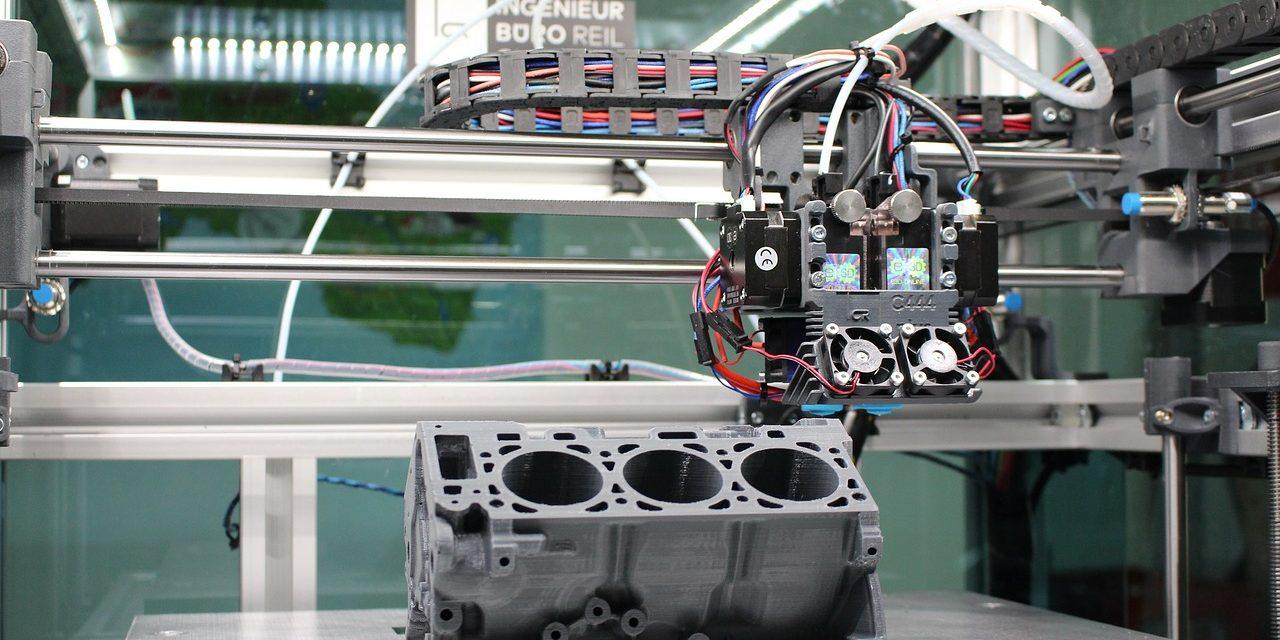 Rozwój druku 3D ewidentnie zmienia nasza codzienność