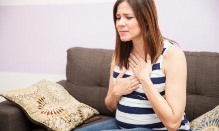 Zgaga w ciąży – jakie produkty pomogą złagodzić dolegliwości?