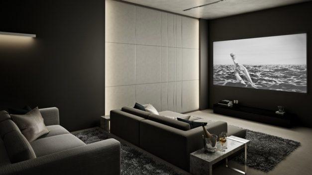 Mieszkanie kinomana – jak urządzić salon?