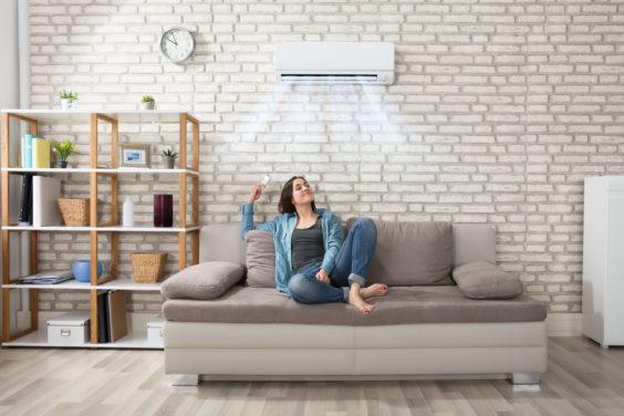 Jak używać klimatyzacji, żeby się nie przeziębić?
