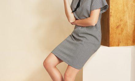 Ciekawe sukienki biurowe dla kobiet od Lavard